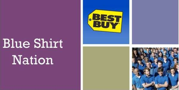 Best Buy estrategia social media