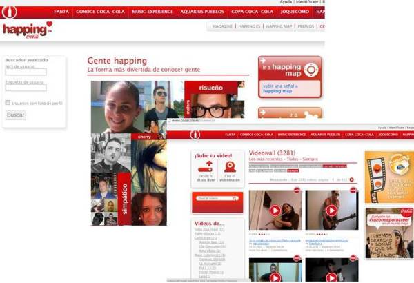 Coca Cola estrategia social media